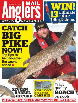 Angler's Mail 17th November 2015