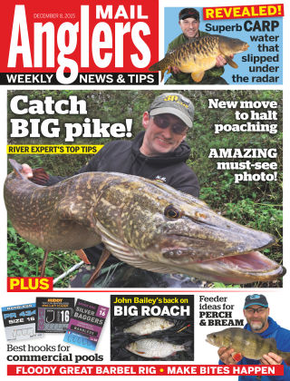 Angler's Mail 8th December 2015