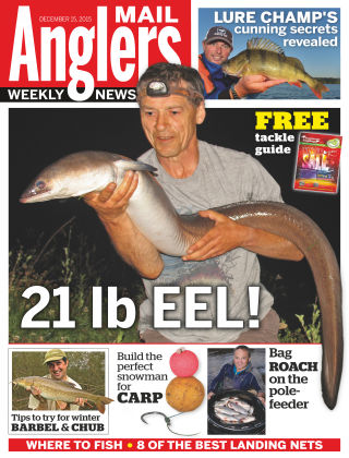 Angler's Mail 15th December 2015