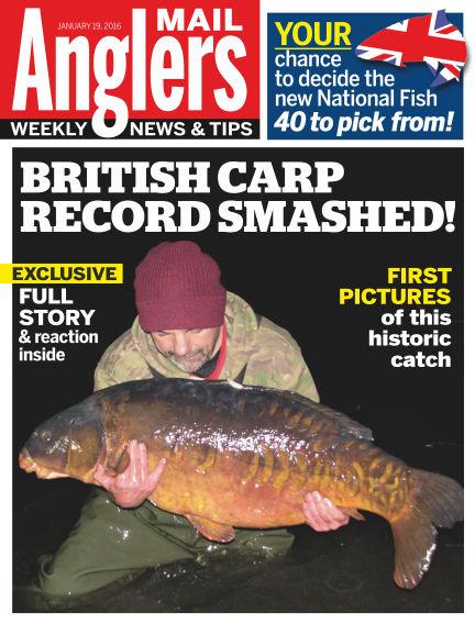 Angler's Mail January 26, 2016 00:00
