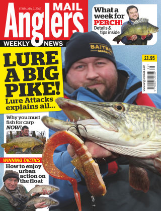 Angler's Mail 2nd February 2016