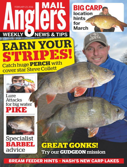 Angler's Mail March 01, 2016 00:00