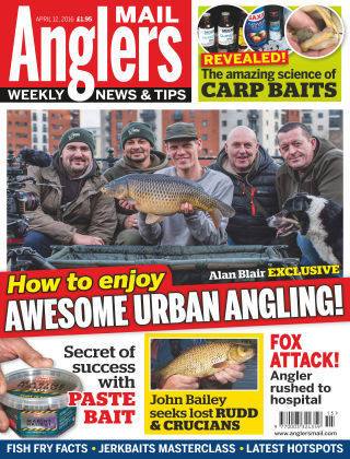 Angler's Mail 12th April 2016