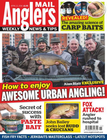 Angler's Mail April 12, 2016 00:00
