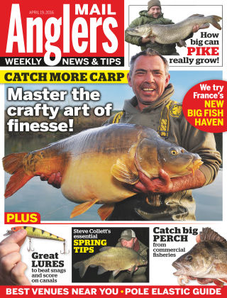 Angler's Mail 19th April 2016