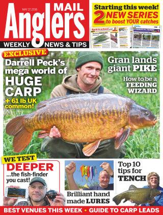Angler's Mail 17th May 2016