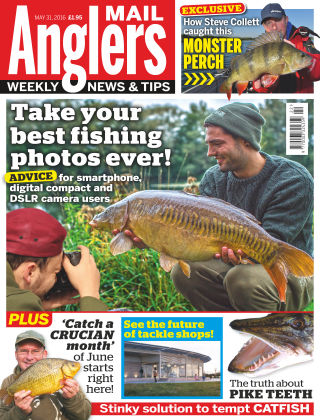 Angler's Mail 31st May 2016