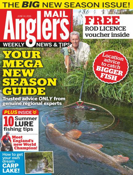 Angler's Mail June 14, 2016 00:00
