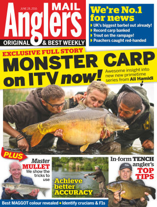 Angler's Mail 28th June 2016