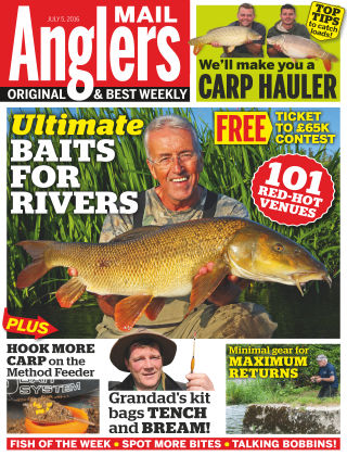 Angler's Mail 5th July 2016