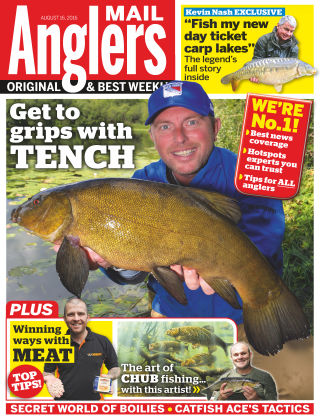 Angler's Mail 16th August 2016