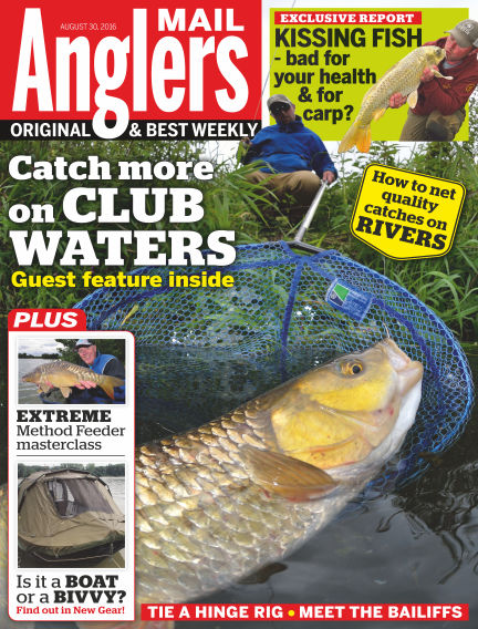 Angler's Mail August 30, 2016 00:00