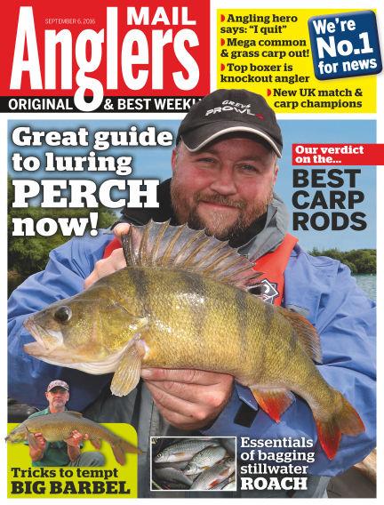 Angler's Mail September 06, 2016 00:00