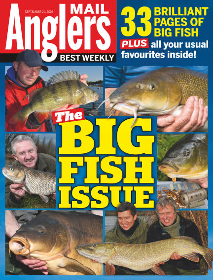 Angler's Mail September 20, 2016 00:00