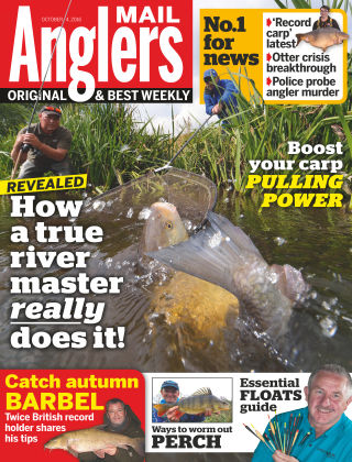 Angler's Mail 4th October 2016