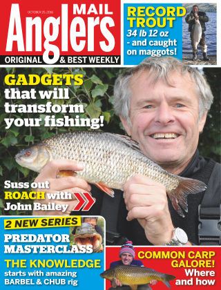 Angler's Mail 25th October 2016