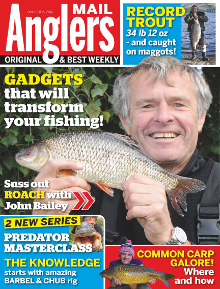Angler's Mail October 25, 2016 00:00