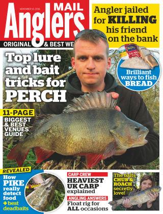 Angler's Mail 15th November 2016