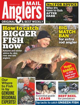 Angler's Mail 22nd November 2016