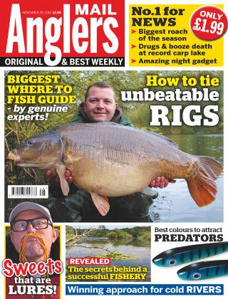 Angler's Mail 29th November 2016