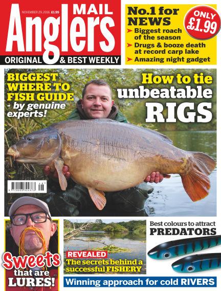 Angler's Mail November 29, 2016 00:00