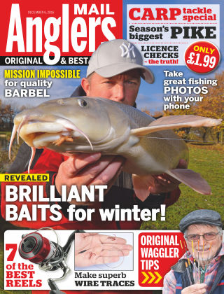 Angler's Mail 6th December 2016