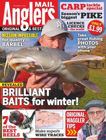 Angler's Mail December 06, 2016 00:00