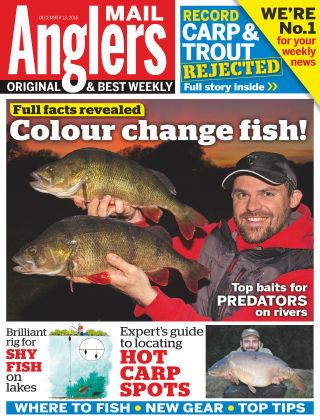 Angler's Mail 13th December 2016