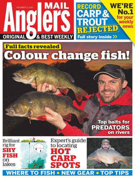Angler's Mail December 13, 2016 00:00