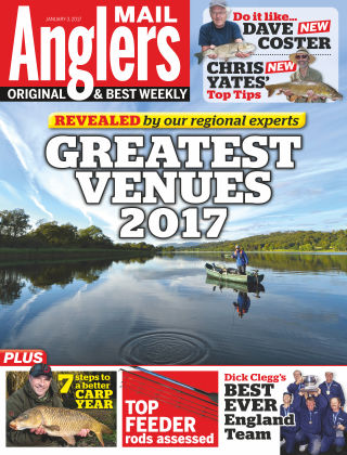 Angler's Mail 3rd January 2017