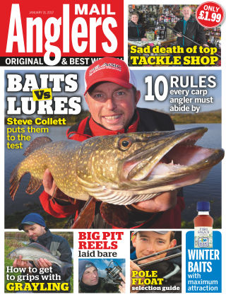 Angler's Mail 31st January 2017