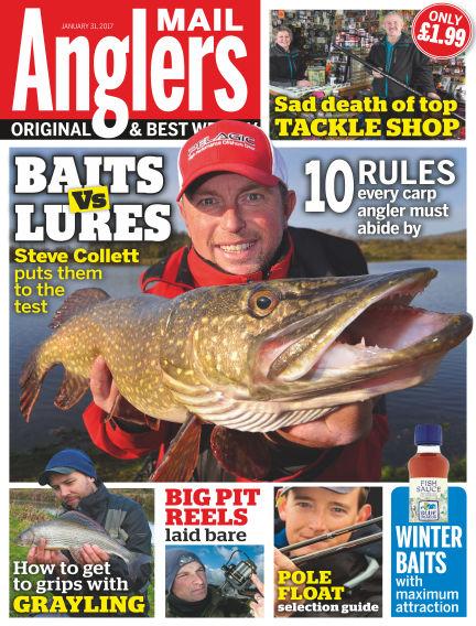 Angler's Mail January 31, 2017 00:00
