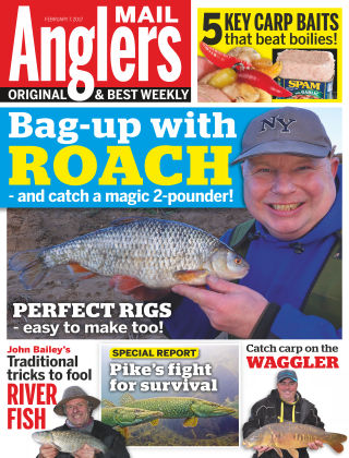 Angler's Mail 7th February 2017