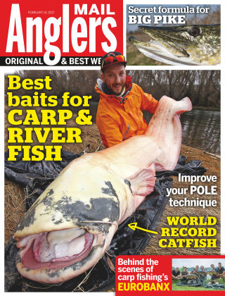 Angler's Mail 14th February 2017