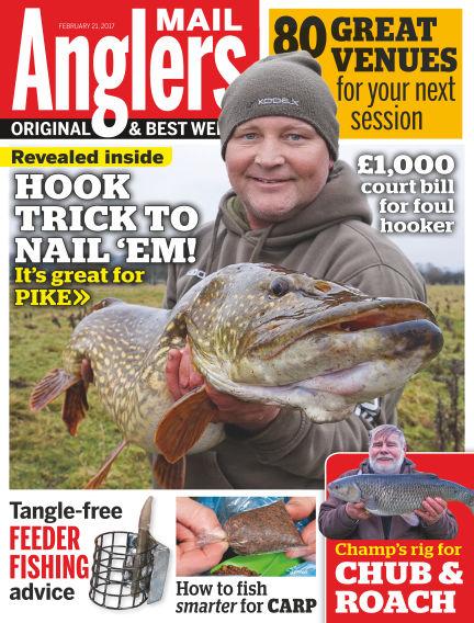 Angler's Mail February 21, 2017 00:00