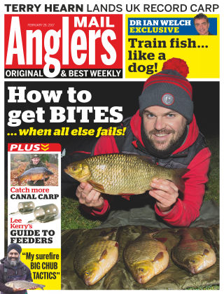 Angler's Mail 28th February 2017