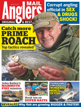 Angler's Mail 14th March 2017
