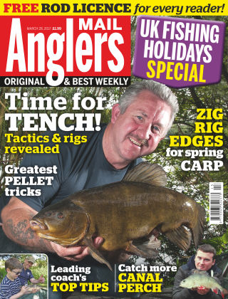 Angler's Mail 28th March 2017