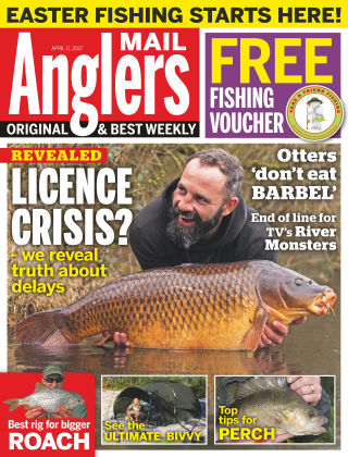 Angler's Mail 11th April 2017