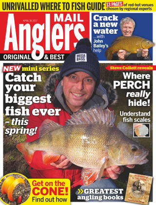 Angler's Mail 18th April 2017