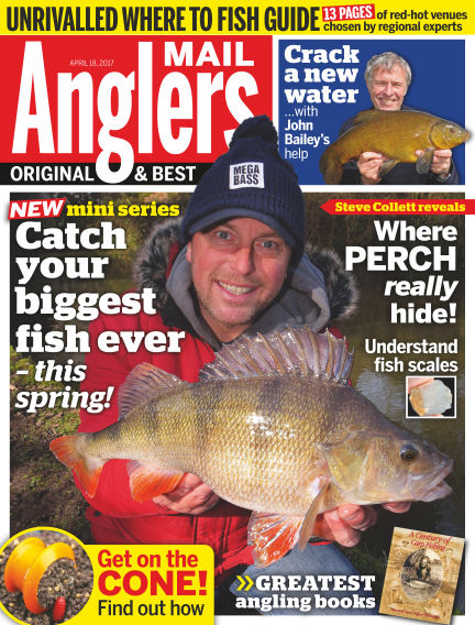 Angler's Mail April 18, 2017 00:00