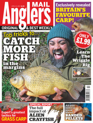 Angler's Mail 25th April 2017