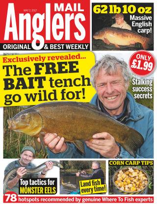 Angler's Mail 2nd May 2017
