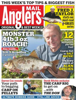 Angler's Mail 16th May 2017