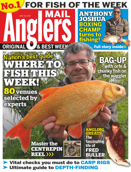 Angler's Mail May 30, 2017 00:00