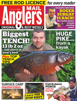 Angler's Mail 6th June 2017