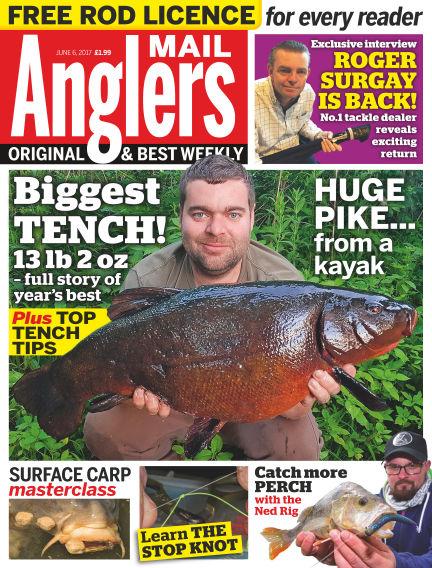 Angler's Mail June 06, 2017 00:00