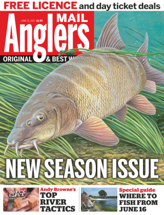 Angler's Mail 13th June 2017
