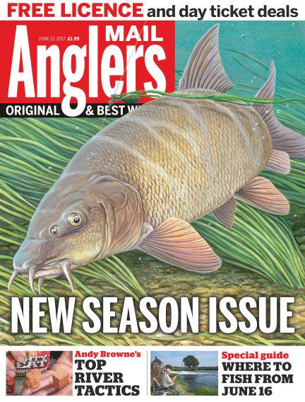 Angler's Mail June 13, 2017 00:00