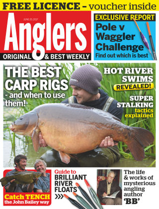 Angler's Mail 20th June 2017